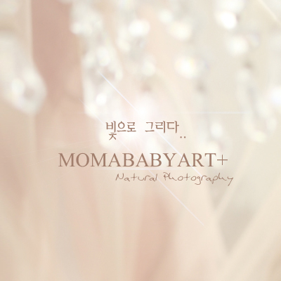빛으로 그리다.. MOMABABYART+ Natural Photography
